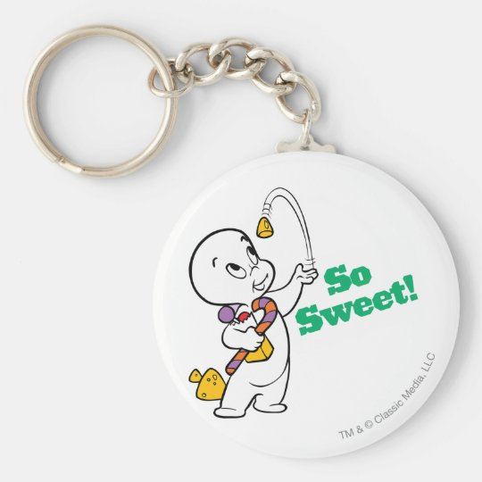 Casper So Sweet Keychain