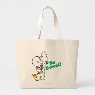 Casper So Sweet Tote Bags