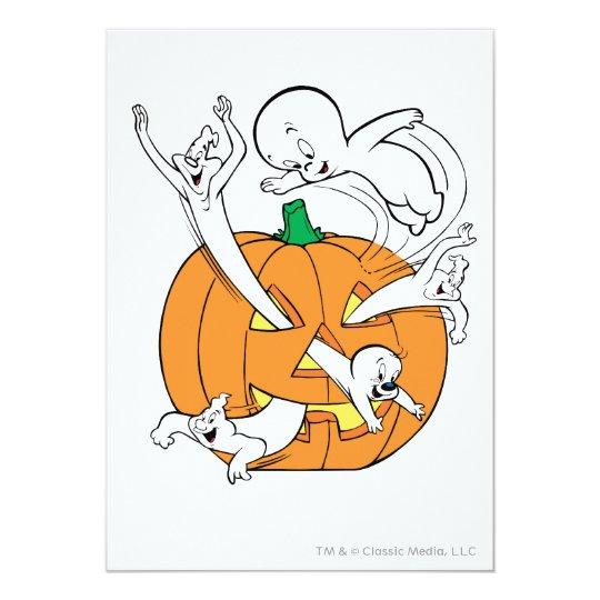 Casper, Spooky & The Ghostly Trio Card