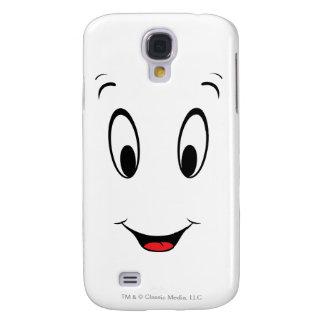 Casper Super Smiley Face Galaxy S4 Cases