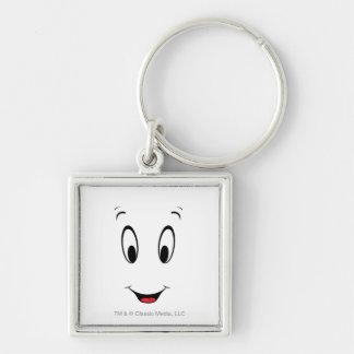 Casper Super Smiley Face Key Chain