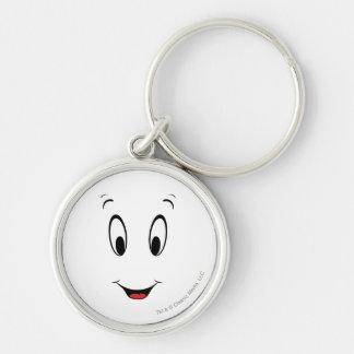 Casper Super Smiley Face Key Chains