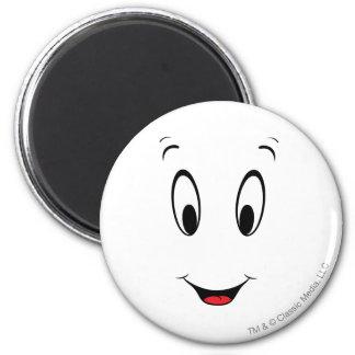 Casper Super Smiley Face Magnet