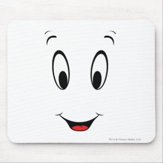 Casper Super Smiley Face Mouse Pads