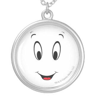 Casper Super Smiley Face Necklace