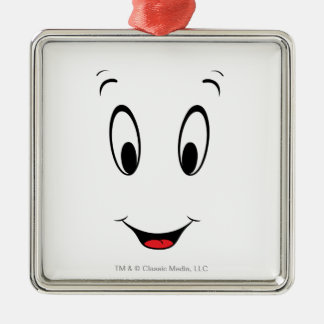 Casper Super Smiley Face Christmas Ornament