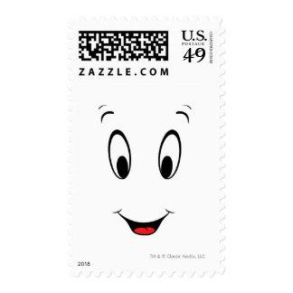 Casper Super Smiley Face Postage Stamps