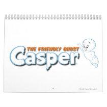 Casper the Friendly Ghost Calendar