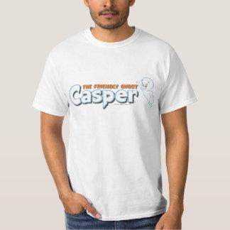 Casper The Friendly Ghost Logo 1 Tee Shirt