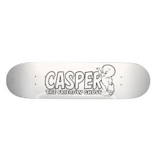 Casper the Friendly Ghost Logo 2 Skateboard Deck