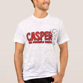 Casper the Friendly Ghost Red Logo 2 T-Shirt