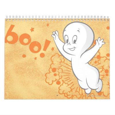 Casper the Friendly Ghost Wall Calendars