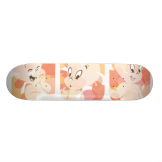 Casper Totally Transparent Skateboard