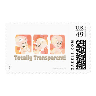 Casper Totally Transparent Stamp