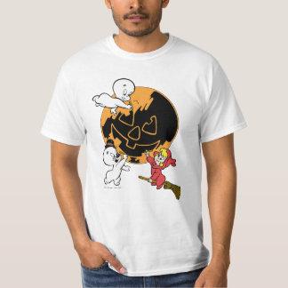 Casper, Wendy & Spooky Painting T-shirt