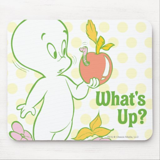 Casper What's Up Mouse Pad