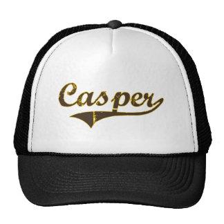 Casper Wyoming Classic Design Trucker Hat