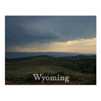 Casper,  Wyoming Postcard
