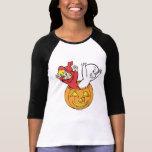 Casper y Wendy en calabaza Tee Shirts