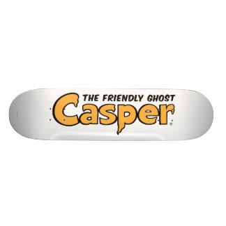 Casper Yellow Logo Skateboard Deck