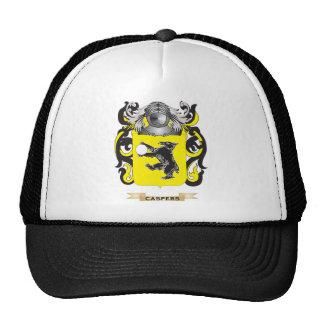Caspers Coat of Arms (Family Crest) Trucker Hat