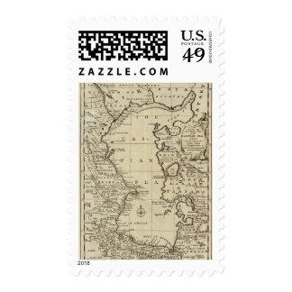 Caspian Sea Postage
