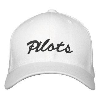Casquillo 2009 de la bola de los pilotos - cabido gorras de beisbol bordadas