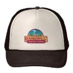 Casquillo 2 del logotipo gorras