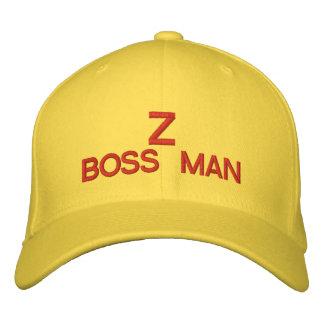 Casquillo adaptable @ eZaZZleMan.com del HOMBRE de Gorra De Béisbol Bordada