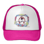 casquillo agradable a darle gorros