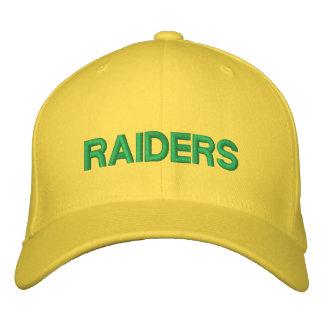 Casquillo ajustable de los asaltantes entrenados gorra de béisbol