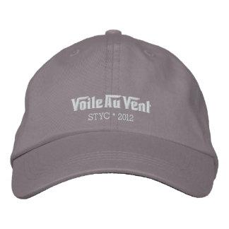 Casquillo ajustable: el gris tiene gusto de los ci gorra bordada