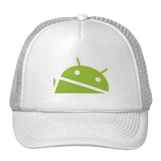 Casquillo androide gorro