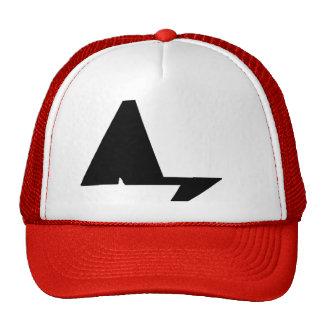 casquillo astrológico del rojo del ejército de la gorra