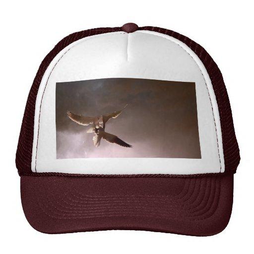 Casquillo australiano del halcón gorras