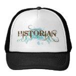 Casquillo azul fresco del historiador gorras