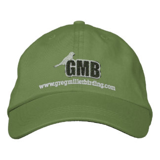 Casquillo básico de GMB Gorro Bordado