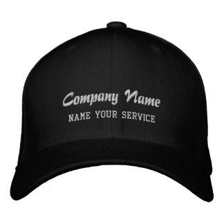 Casquillo básico personalizado de las lanas de gorra de beisbol