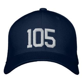 Casquillo bordado 105 gorra bordada