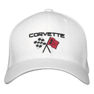 Casquillo bordado Corvette Gorros Bordados