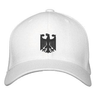 """Casquillo bordado del """"escudo de armas"""" de gorras de beisbol bordadas"""
