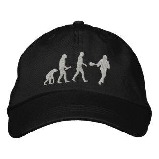Casquillo bordado evolución de LaCrosse Gorras De Béisbol Bordadas