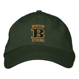 Casquillo bordado FUERTE de BOSTON B Gorro Bordado