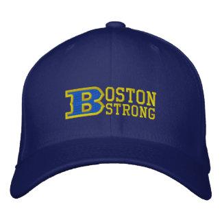 Casquillo bordado FUERTE de BOSTON B Gorra De Beisbol