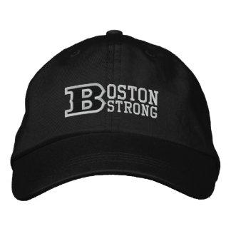 Casquillo bordado FUERTE de BOSTON B Gorra De Beisbol Bordada
