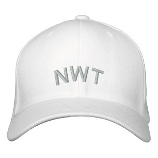 Casquillo bordado gorra de béisbol de NWT Canadá