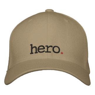 casquillo bordado héroe gorras bordadas