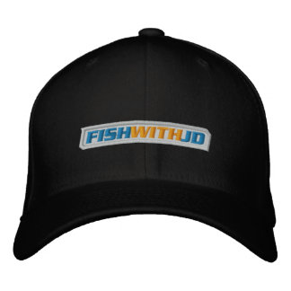 Casquillo bordado (negro) gorra de béisbol bordada