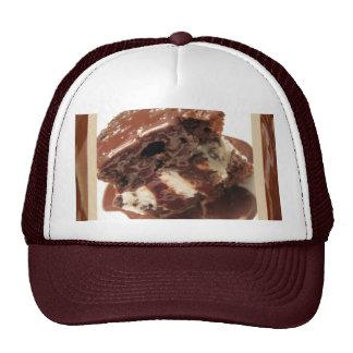 Casquillo caliente de la torta del helado del dulc gorros bordados