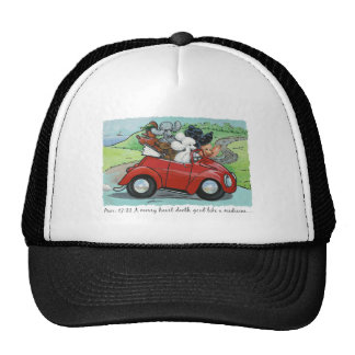 Casquillo convertible del gorra de la escritura de